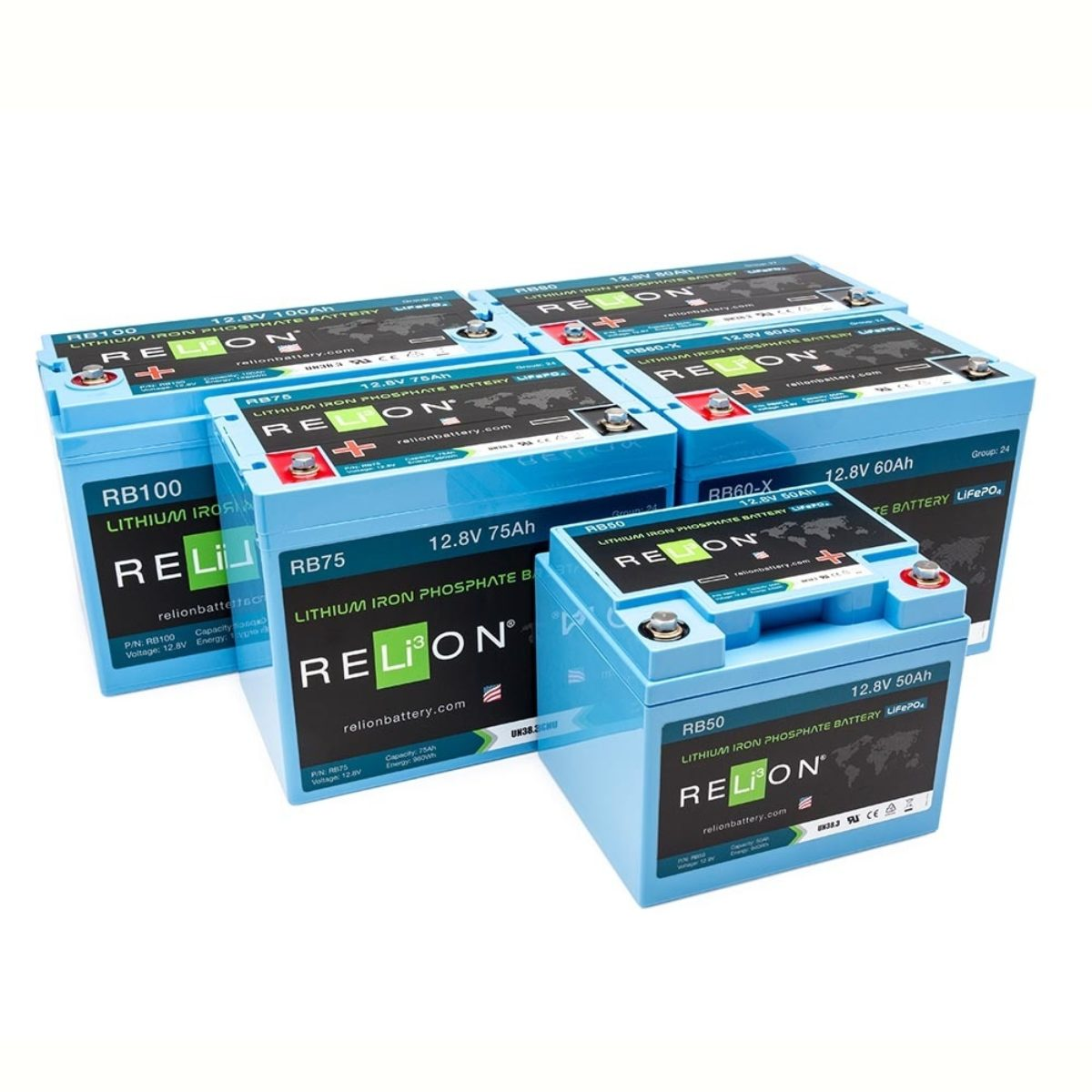 Best Lithium Iron Phosphate Batteries Relion